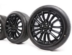 MINI Velgen met Winterbanden F54 Clubman 17 Inch Styling Net Spoke 519