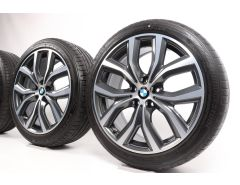 BMW Summer Wheels X1 F48 X2 F39 19 Inch Styling 511 Y-Speiche