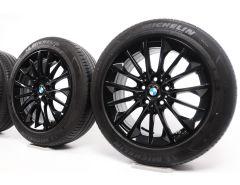 BMW Winter Wheels 2 Series F45 F46 17 Inch Styling 546 Vielspeiche