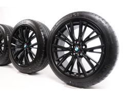 BMW Summer Wheels 3 Series G20 G21 18 Inch Styling 796 M Double-Spoke