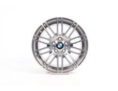BMW Alufelge 1er E81 E82 E87 E88 18 Zoll Styling 269 Performance Doppelspeiche
