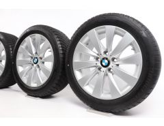 BMW Winter Wheels 3 Series F30 F31 4 Series F32 F33 F36 17 Inch Styling 413 V-Speiche