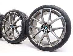 BMW Summer Wheels 8 Series G14 G15 G16 20 Inch Styling 728 M Y-Speiche