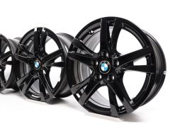 BMW Alloy Rims 1 Series F40 2 Series F45 F46 16 Inch Styling 473