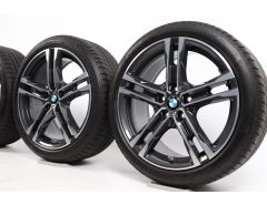 BMW Summer Wheels 1 Series F40 2 Series F44 18 Inch Styling 819 M Double-Spoke