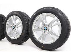 BMW Winterkompletträder 1er F40 2er F44 16 Zoll Styling 473 Doppelspeiche