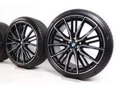 BMW Summer Wheels 1 Series F40 2 Series F44 19 Inch Styling 552 M Doppelspeiche