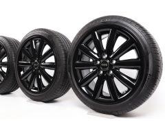 MINI Summer Wheels F55 F56 F57 17 Inch Styling Cosmos Spoke 499