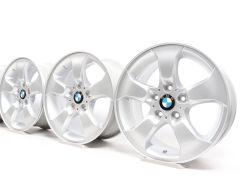 BMW Alufelgen X3 E83 17 Zoll Styling 204