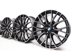 BMW Alloy Rims 3 Series F30 F31 4 Series F32 F33 F36 20 Inch Styling 404