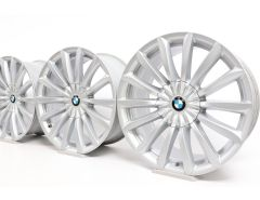 BMW Alloy Rims 7 Series G11 G12 19 Inch Styling 620