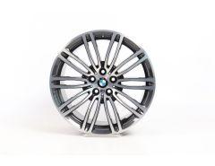 1x BMW Velg 5 Serie G30 G31 19 Inch Styling 664 M Doppelspeiche