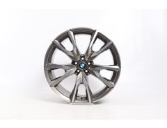 1x BMW Velg X7 G07 22 Inch Styling 755 V-spaak