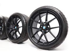 BMW Summer Wheels M2 F87 19 Inch Styling 763 M Y-Speiche