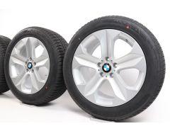 BMW Winterkompletträder X6 E71 E72 19 Zoll Styling 232 Sternspeiche
