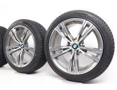 BMW Velgen met Winterbanden Z4 G29 18 Inch Styling 798 M Doppelspeiche