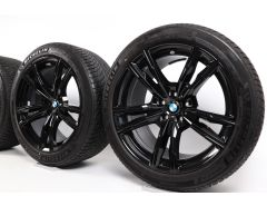BMW Winter Wheels M8 F91 F92 19 Inch Styling 812 M Doppelspeiche