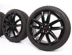 MINI Winter Wheels F54 Clubman 18 Inch Styling JCW Grip Spoke 815