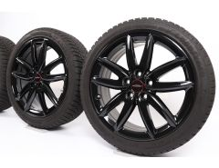 MINI Velgen met Winterbanden F54 Clubman 18 Inch Styling JCW Grip Spoke 815