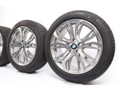 BMW All-Season Wheels X1 F48 X2 F39 18 Inch Styling 566 Y-Speiche