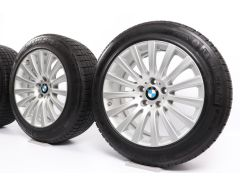 BMW Winter Wheels 7 Series F03 19 Inch Styling PAX Multi-Spoke
