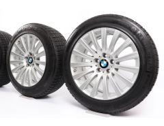 BMW Velgen met Winterbanden 7 Serie F03 19 Inch Styling PAX Vielspeiche