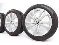 BMW Velgen met Zomerbanden X1 F48 X2 F39 18 Inch Styling 567 Doppelspeiche