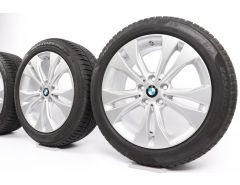 BMW Sommerkompletträder X1 F48 X2 F39 18 Zoll Styling 567 Doppelspeiche
