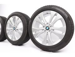 BMW Velgen met Winterbanden X1 F48 X2 F39 18 Inch Styling 567 Doppelspeiche