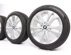 BMW Winterkompletträder X1 F48 X2 F39 18 Zoll Styling 567 Doppelspeiche
