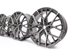 Borbet Alloy Rims X1 F48 X2 F39 20 Inch Styling BY