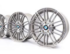 BMW Alufelgen 1er E81 E82 E87 E88 18 Zoll Styling 269