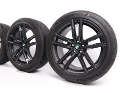 BMW Winter Wheels X3M F97 X4M F98 20 Inch Styling 764 M Doppelspeiche