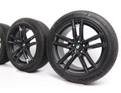 BMW Velgen met Winterbanden X3M F97 X4M F98 20 Inch Styling 764 M Doppelspeiche