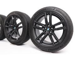BMW Winterkompletträder X3M F97 X4M F98 20 Zoll Styling 764 M Doppelspeiche