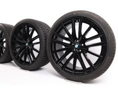 BMW Winter Wheels X5 G05 X6 G06 22 Inch Styling 742 M Doppelspeiche