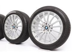 BMW All-Season Wheels 5 Series G30 G31 18 Inch Styling 619 Multi-Spoke