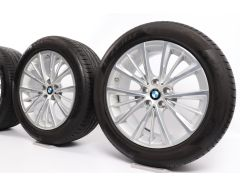 BMW Summer Wheels 6 Series G32 7 Series G11 G12 18 Inch Styling 643 W-Speiche