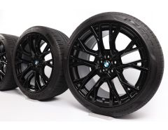 BMW Winter Wheels X5M F95 X6M F96 21 Inch 22 Inch Styling 809 M Sternspeiche