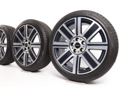 MINI Velgen met Zomerbanden F60 Countryman 19 Inch Styling MINI Yours British Spoke 820