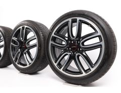 MINI Summer Wheels F60 Countryman 19 Inch Styling JCW Course Spoke 523 2-Tone