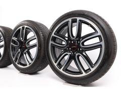 MINI Summer Wheels F60 Countryman 19 Inch Styling JCW Course Spoke 523 2-Tone
