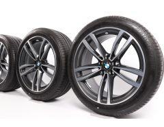 BMW Summer Wheels 6 Series G32 19 Inch Styling 647 M Doppelspeiche