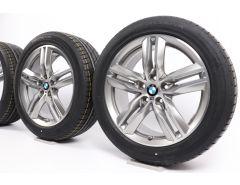 BMW Velgen met Zomerbanden X1 F48 X2 F39 18 Inch Styling 570 M Doppelspeiche