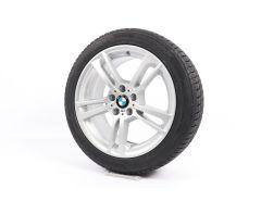 BMW Winter Wheels X3 F25 X4 F26 19 Inch Styling 369 M Doppelspeiche