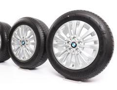 BMW Summer Wheels 2 Series F45 F46 16 Inch Styling 475 Vielspeiche