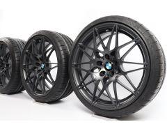 BMW Summer Wheels M3 F80 M4 F82 F83 20 Inch Styling 666 M Sternspeiche