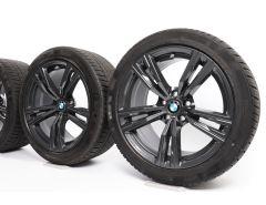 BMW Winterkompletträder Z4 G29 18 Zoll Styling 798 M Doppelspeiche