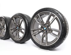BMW Summer Wheels 3 Series G20 G21 19 Inch Styling 792 M Doppelspeiche