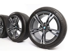 BMW Velgen met Zomerbanden M5 F90 19 Inch Styling 705 M Dubbelspaak